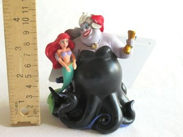 New Disney 2020 Ursula & Ariel Singing Sketchbook Christmas Ornament Mermaid - $29.99