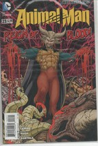 Animal Man #23 - Reign of Blood! - October 2013 DC Comics - We Combine S... - $0.97