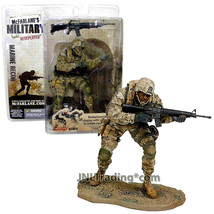 "Year 2005 Military Redeployed 6"" Soldier Figure MARINE RECON (African Am... - $59.99"