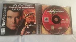 Tomorrow Never Dies (Sony PlayStation 1, 1999) - $8.63