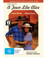 A TOWN CALLED ALICE  Bryan Brown Helen Morse  T.V Series  Free Local Post - $7.61
