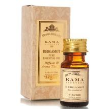 Kama Ayurveda BERGAMOT Essential 100%pure natural aromatherapy esential ... - $19.90