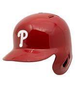 2018 Jake Arrieta Season Game Used Phillies Batting Helmet MLB Auth & Sp... - $585.08