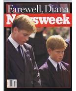 ORIGINAL Vintage September 15 1997 Newsweek Magazine Princess Diana   - $23.15
