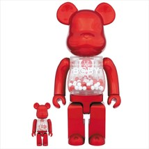BE@RBRICK 400% & 100% SJ50 Chiaki Medicom Toy Figure - $250.99