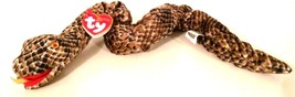 TY BEANIE BABIES 2000 COLLECTIBLE – Snake the TY Zodiac Collection RETIR... - $11.53