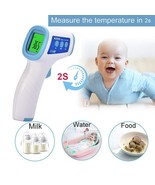Digital Infrared Forehead Temperature Gun Device For Baby Adult from US, CN - $66.78