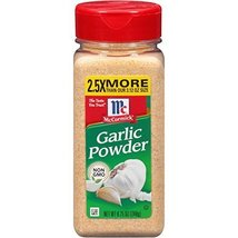 McCormick Garlic Powder, 8.75 OZ - $75.23
