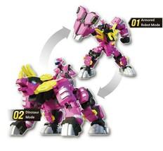 Miniforce Cera Lucy Transformation Action Figure Super Dinosaur Power Part 2 image 2
