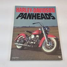 Harley Davidson Panheads by Greg Field Book Manual - $96.66