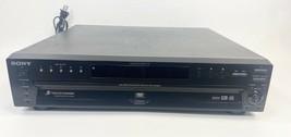 Sony DVP-NC665P DVD Player **No Remote** - $34.22