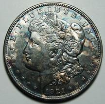 1921 MORGAN SILVER DOLLAR COIN Lot# D 85