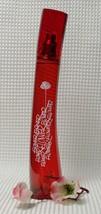 Kenzo FLOWER TAG (1.7oz/50ml) Eau De Toilette Spary {No Box/ Clean} - $23.89