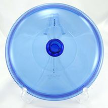 Pyrex 024 Cobalt Blue Bowl 2 qt Serving Casserole w/ 024C Lid Made in the USA image 5
