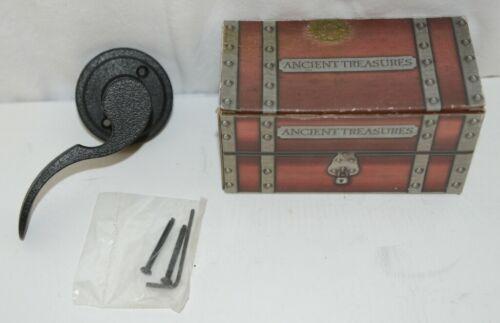 Ancient Treasures L89944BLKRT Handleset Trim Right Hand Black