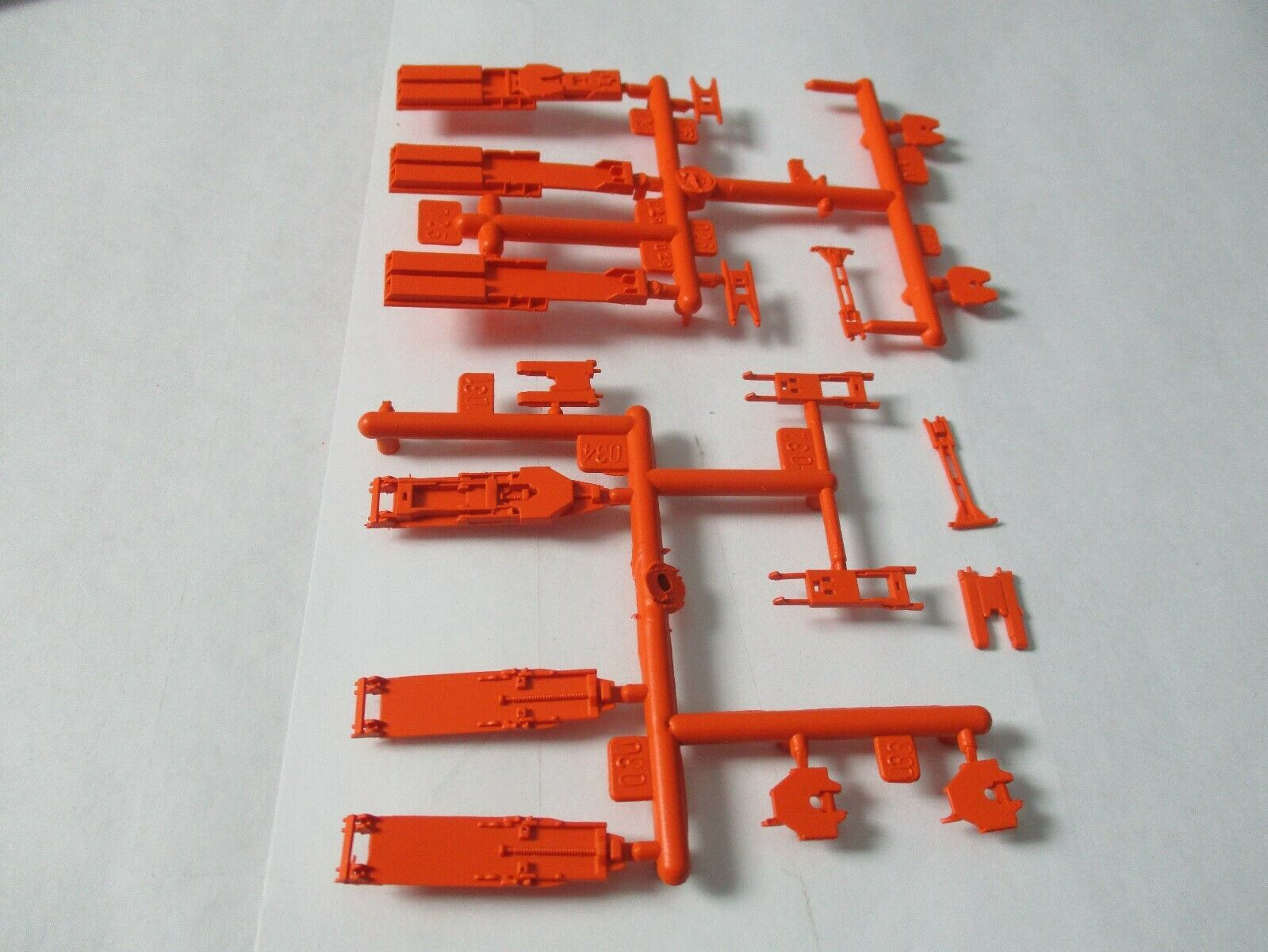 Walthers Proto Stock # 920-6060 Trailer Hitch Accessory Pack PS & ACF Hitches HO