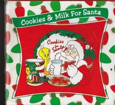 Warner Bros. Tweety Bird Cookies & Milk For Santa Set WB Studio Store exclusive - $49.50