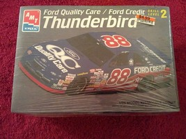 AMT 8160 Ford Quality Care #88 Thunderbird Model Kit 1/25 IOB, w/ Wrapper - $6.88