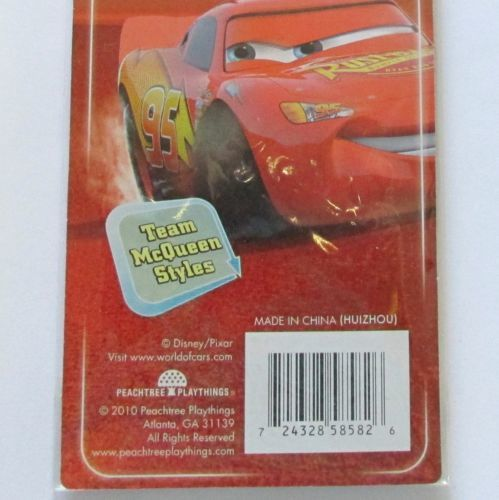 Disney CARS Movie Pixar Silicone Bands SETS 8 pkg Collectible Party Favors Bandz