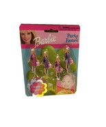 BARBIE PARTY FAVORS STANDING FIGURINES - $9.36
