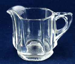 Indiana Peerless Colonial Flat Panel Footed 6-oz Creamer - $5.00