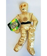Star Wars Buddies C-3PO Plush Toy NWT - $14.21