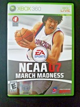 NCAA March Madness 07 (Microsoft Xbox 360, 2007) - $3.91