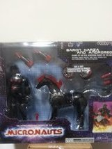 Micronauts Baron Karza and Andromeda Action Figure Palisades - $197.95