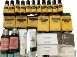 Lot Travel Sample L'Occitane Aquaphor Eucerin Lotion Soap Shampoo Pharmacopia image 5