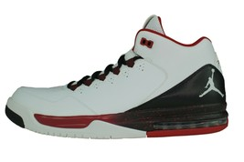Jordan Vol Origin 2 Hommes Taille 14.0 Blanc Gym Rouge Neuf Basketball Confort - $138.40