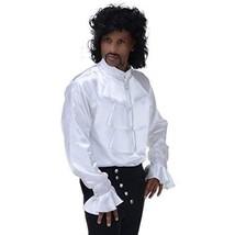 Underwraps Prinz von Pop Star Hemd Musiker Sänger Herren Halloween Kostü... - $26.04+