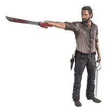 NEW 2017 McFarlane Toys The Walking Dead TV 10-inch Negan Deluxe Figure ... - $46.74
