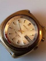 Seiko Bellmatic 4008-6031 1970 Alarm Watch Silver Dial Wristwatch Alarm/... - $260.09