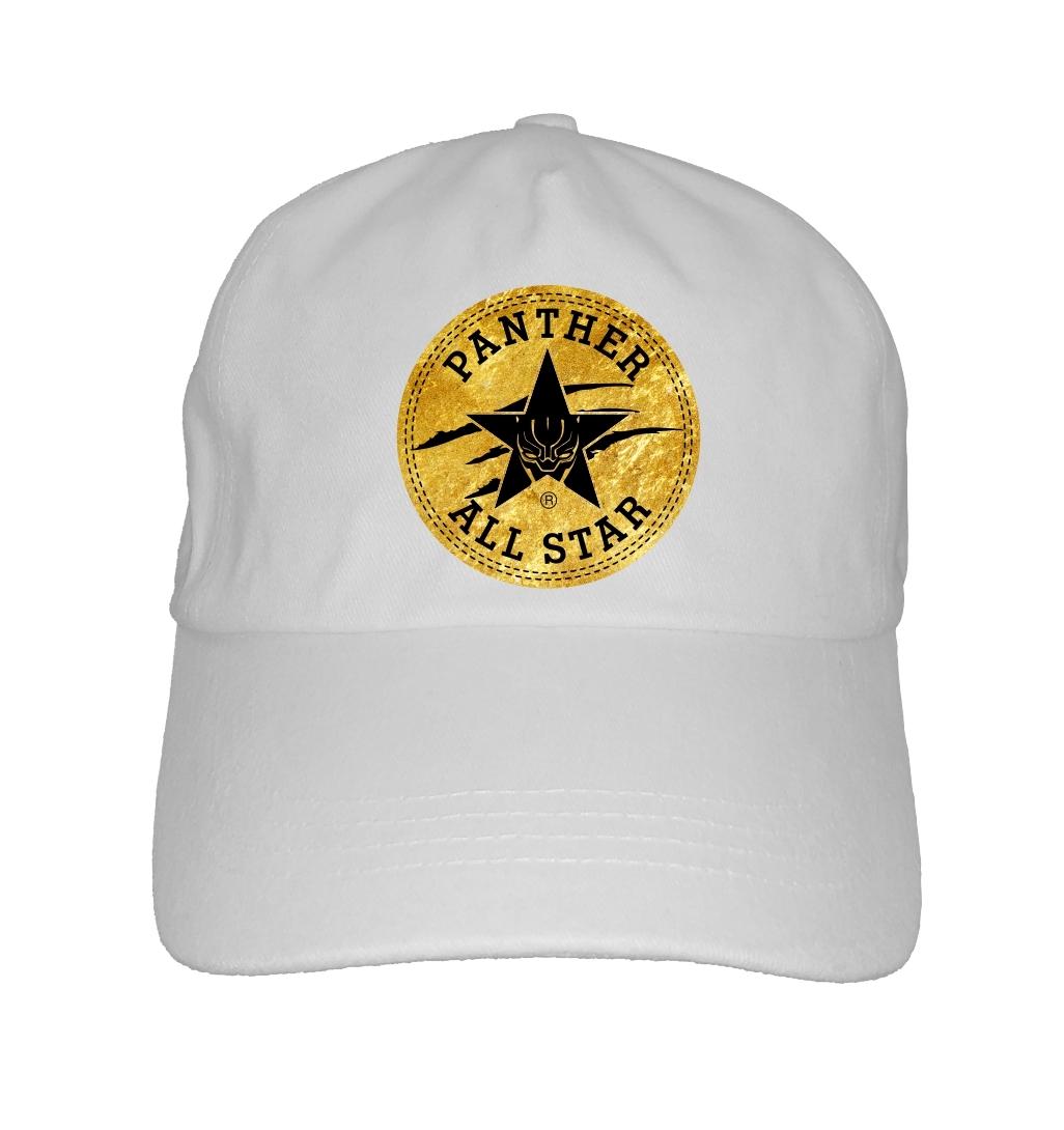 Black Panther All Star Dad Hat baseball cap Straight Outta Wakanda Marvel Craze