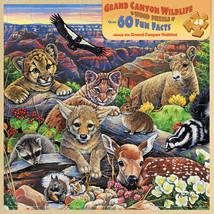 Alaska Wildlife Wood Jigsaw Puzzle 48 pc Masterpieces Puzzle #20307 - $19.99