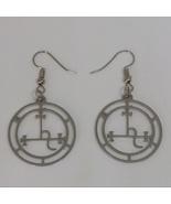 Sigil of Lilith 2pcs Earrings Set    - $16.00