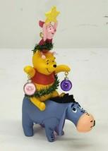 """Hallmark Keepsake 2006 """"A Very Friendly Christmas Tree"""" Winnie the Pooh ... - $9.89"""