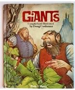 Giants Doug Cushman HC 1981 Six Stories - £11.31 GBP