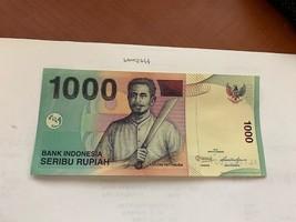 Indonesia 1000 rupiah uncirc.  banknote 2013 - $4.00