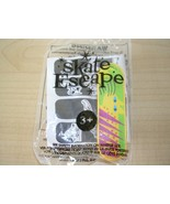 SKATE ESCAPE Finger Board Toy Fast Food Cat Fingerboard Skateboard 2002 RARE - $19.75