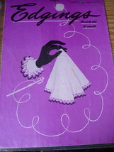 Craft Booklet Edgings (Crochet) #236 - $3.99