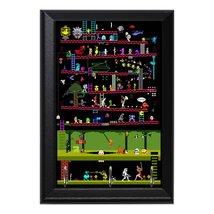 Gamers Nostalgia Decorative Wall Plaque Key Leash Coat Jewlery Hook Hold... - $16.66