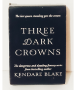 Three Dark Crowns custom Deck of Cards, New/unopened - $24.88