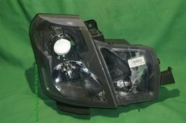 03-07 Cadillac CTS Headlight Head Light HALOGEN Passenger Right Side image 1