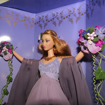 VHTF NRFB GODDESS OF SPRING Collector Barbie Doll Classical Greek LTD ED 2000 image 5