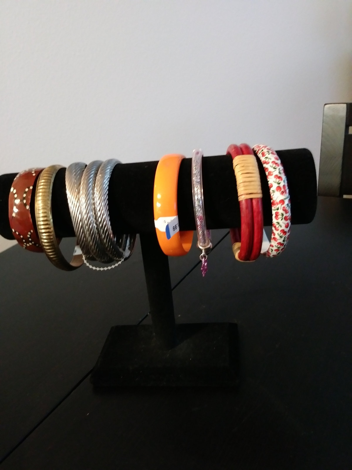 9 New Bracelets Multi- Designs Colors