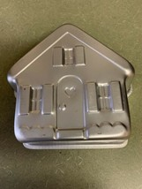 Wilton Holyday House cake pan - heart in door #502-3937, 1982 - $9.85