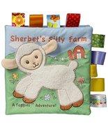 Taggies Sherbet Lamb Soft Book - $19.62