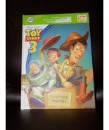 Leap Frog Tag Book Toy Story 3 Book (2009, Hardcover) - $12.00