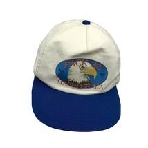 Pack 36 Cub Boy Scouts Mashpee Massachusetts White Blue Snapback Cap Hat  - $24.99